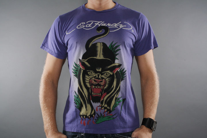 Fierce Panther T-Shirt