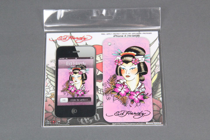 Geisha Tattoo Skin
