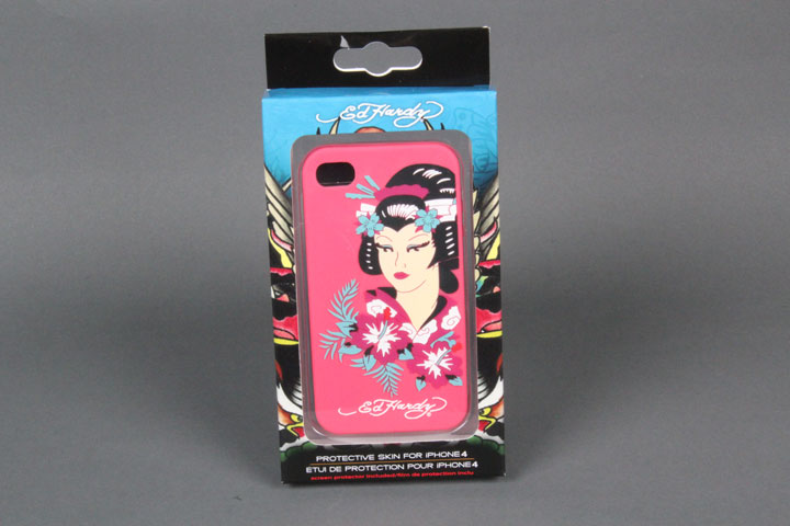 Geisha Pink Gel Case
