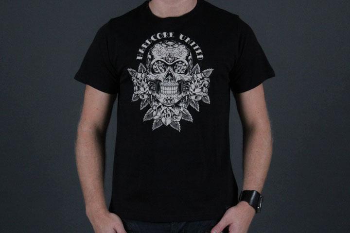 Skullrose T-shirt