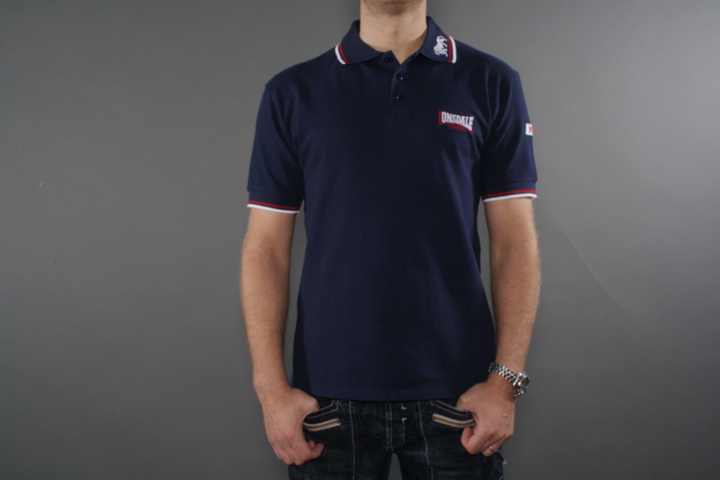 Lion Poloshirt Navy