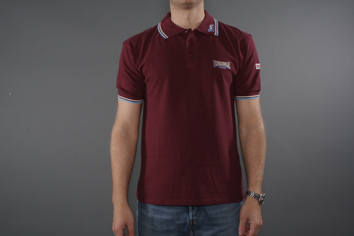 Lonsdale - Lion Poloshirt Ox
