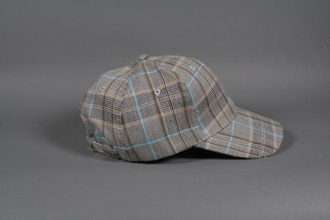 Lonsdale - Baseball Cap Tartanny