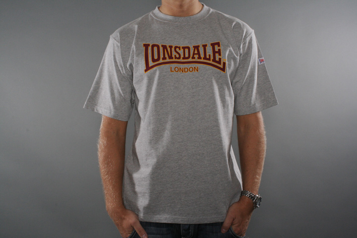 lonsdale classic t shirt. Black Bedroom Furniture Sets. Home Design Ideas