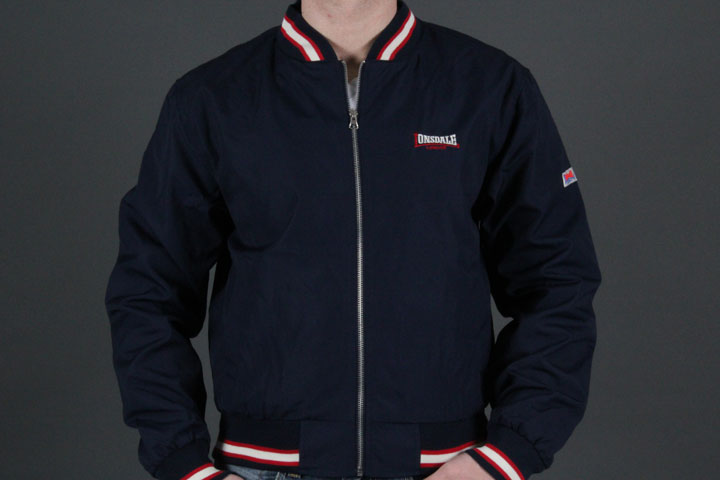 Spider Jacket Navy