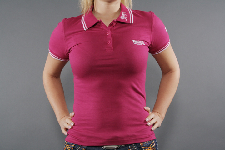 Stacy Poloshirt Violet