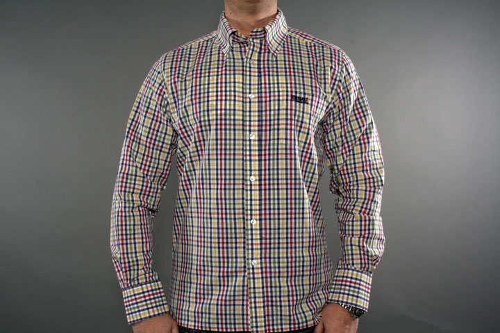 Tartan Long Sleeve Shirt