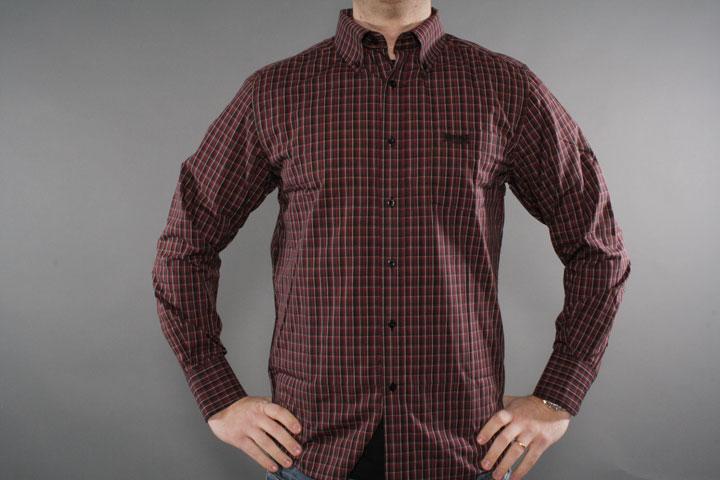 Tartan Long Sleeve Shirt