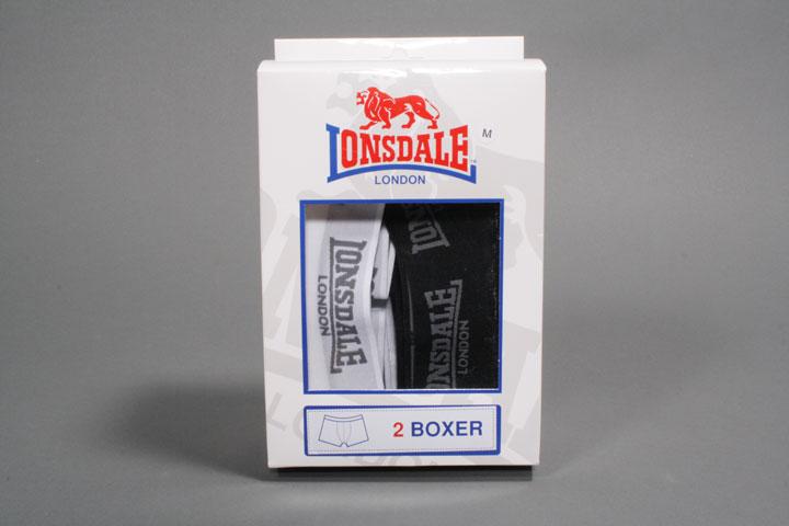 Boxershorts Doublepack