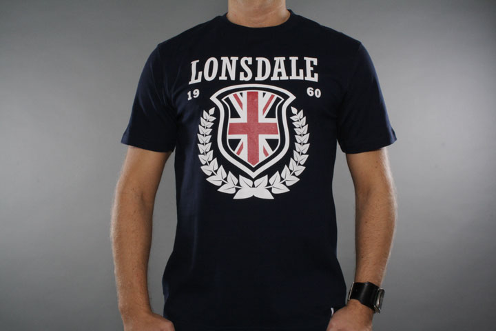 t shirts lonsdale streetify. Black Bedroom Furniture Sets. Home Design Ideas