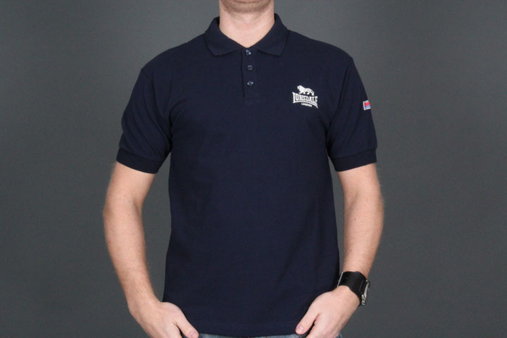 Acton Polo Navy