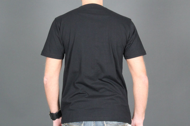 Lonsdale - History Leaves T-shirt Black