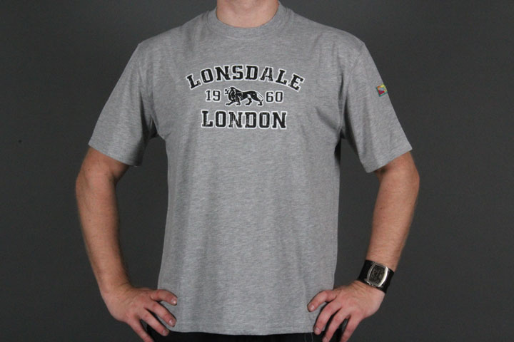 Lonsdale - Troy T-Shirt