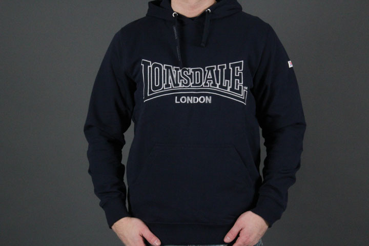 Berger Hooded Navy