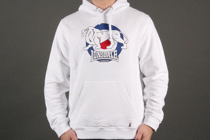 Target Hooded White