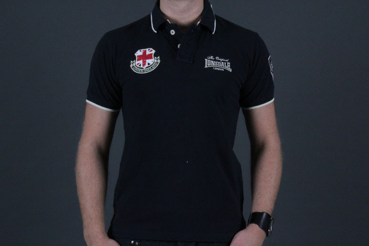 Union Flag Polo