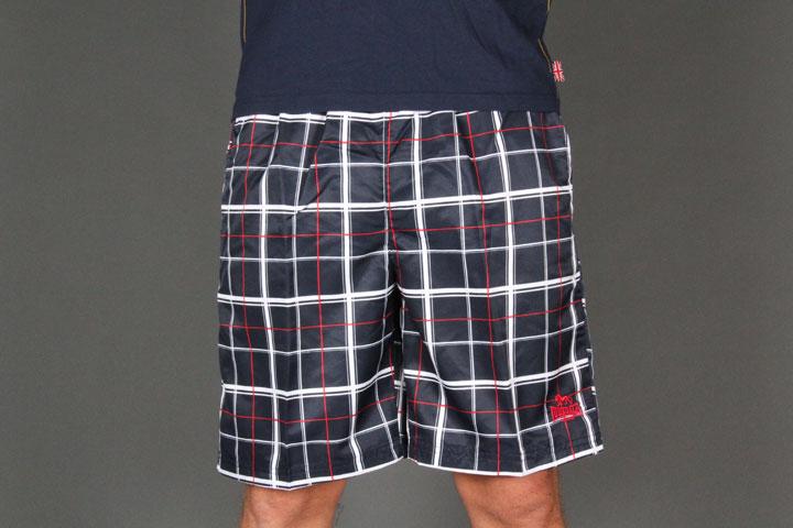 Tartan Beach Shorts