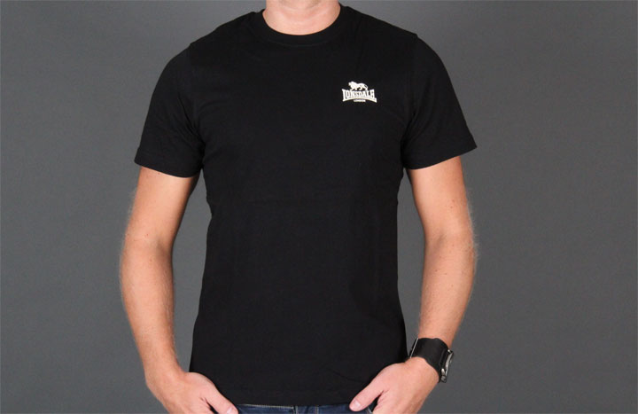 Acton T-Shirt Black