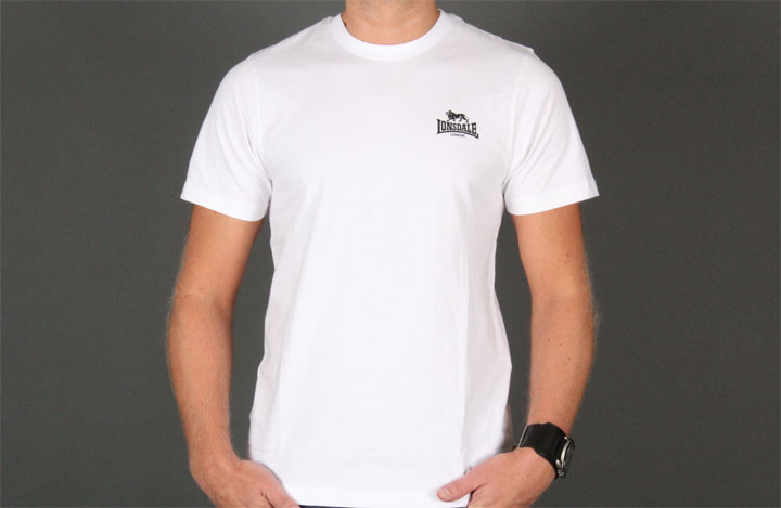 Acton T-Shirt White