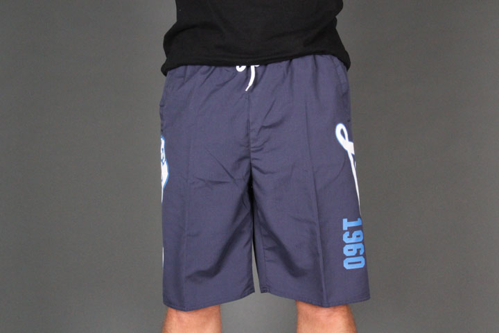 1960 Beach Shorts Navy