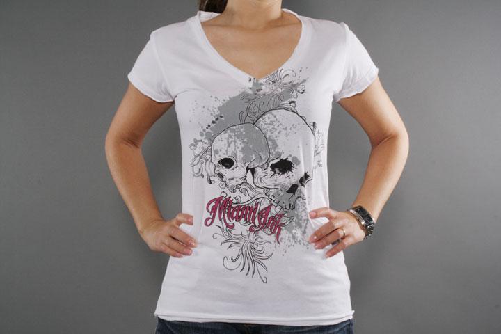Skulls Girlie