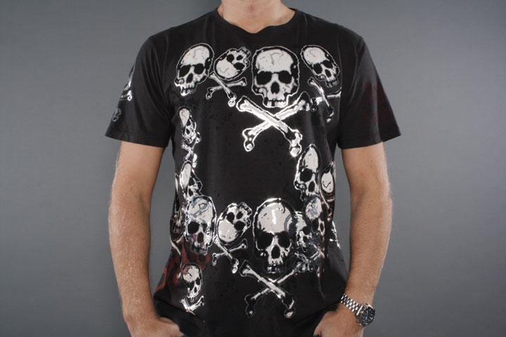 Rock Skull & Bones T-shirt