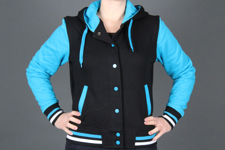 College Sweatjacket TB389